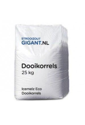 5 zakken dooikorrels (ureum)
