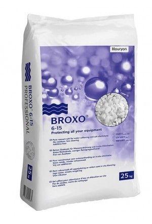 Broxo 6-15mm kristallen 10x 25kg