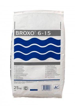 40 zakken Broxo zout