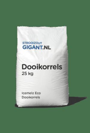Zak dooikorrels a 25kg (calcium)