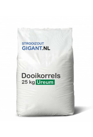 Zak Dooikorrels 25kg (Ureum)