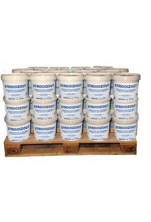 Strooizout 45x 7,5kg
