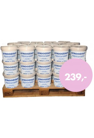 45 emmers strooizout a 7,5kg