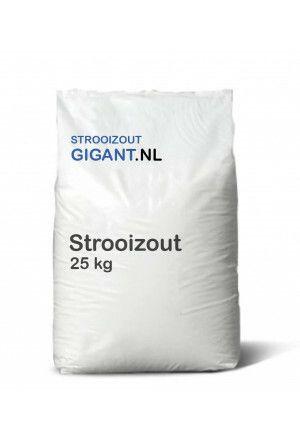 Zak Strooizout 25kg