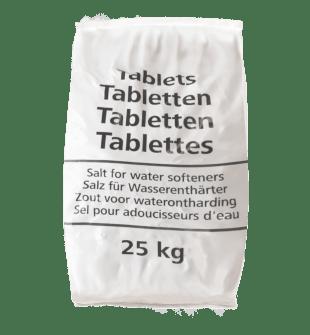 Salina zouttabletten a 25kg
