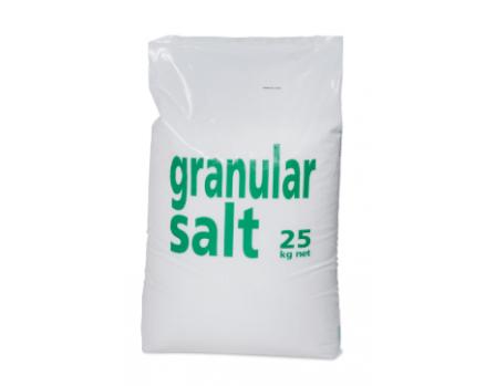 Granular zwembad zout