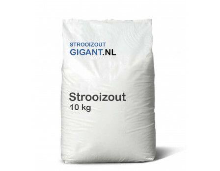 10 kg zak strooizout