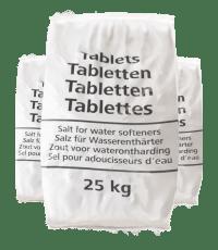 40 zakken Salina zouttabletten