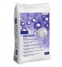 Broxo 6-15mm kristallen 6-15 à 25kg