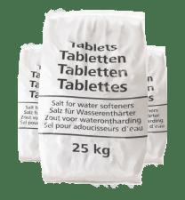 40 zakken Delto zouttabletten
