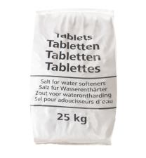 Delto zouttabletten à 25kg