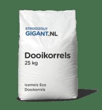 Zak dooikorrels a 25kg (ureum)