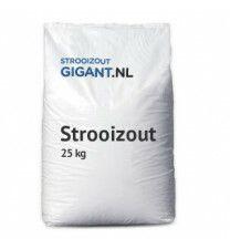 Strooizout 90x 10kg