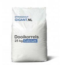 Dooikorrels 25kg (Calcium)